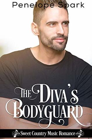 The Diva's Bodyguard: Sweet Country Music Romance