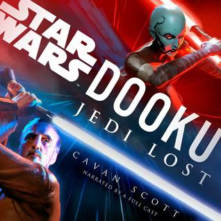 Star Wars Dooku by Cavan Scott