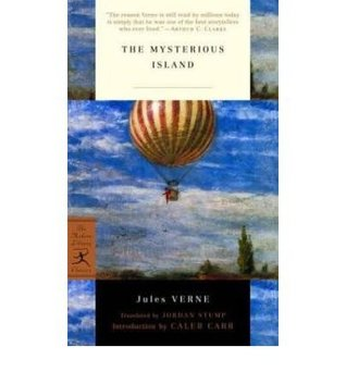 (THE MYSTERIOUS ISLAND) BY VERNE, JULES(AUTHOR)Paperback Apr-2004
