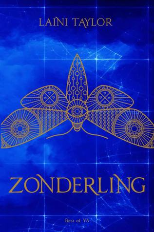 Zonderling (Strange the Dreamer #1) – Laini Taylor