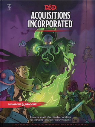 Acquisitions Incorporated (Dungeons & Dragons, 5th Edition)