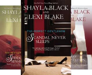 The Perfect Gentlemen (3 Book Series)
