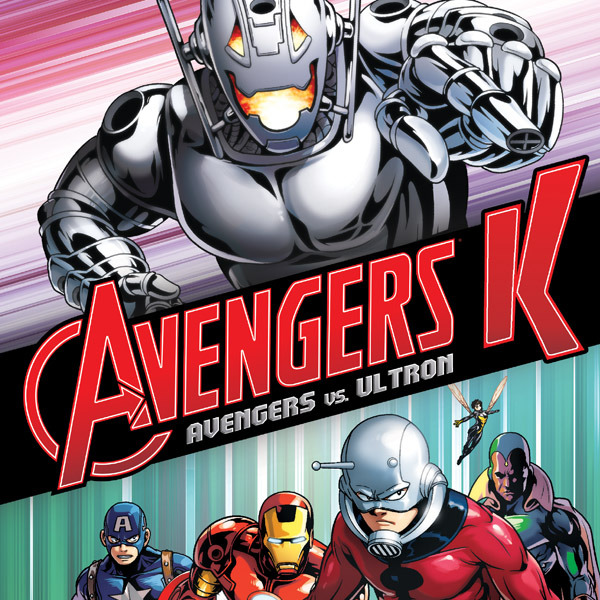 Avengers K (Collections) (5 Book Series)
