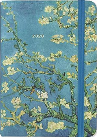 2020 Almond Blossom Weekly Planner (16-Month Engagement Calendar)