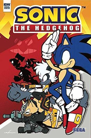 Sonic the Hedgehog: Annual 2019 (Sonic The Hedgehog (2018-))