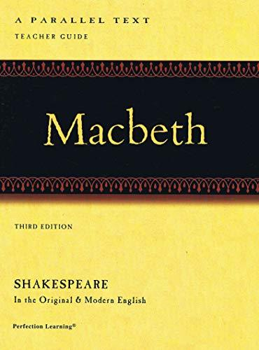 Macbeth A Parallel Text Teacher Guide