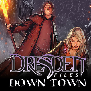 Jim Butcher's The Dresden Files: Down Town (Issues) (6 Book Series)