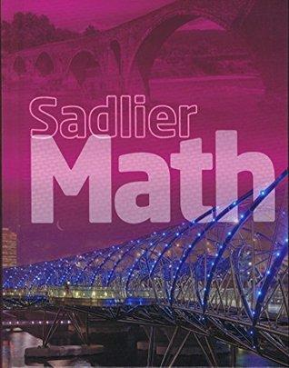 Sadlier Math Grade 6 Student Edition
