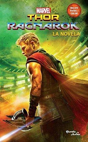 Thor. Ragnarok. La novela