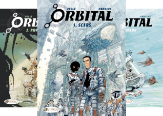 Orbital (Issues) (6 Book Series)