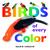 Birds of Every Color by Sneed B. Collard III