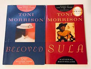 2 Books! 1) Beloved 2) Sulu