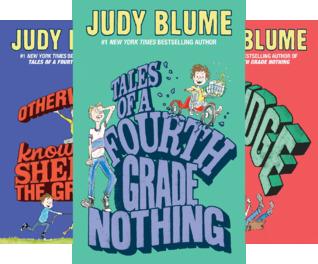 Fudge series (5 Book Series)
