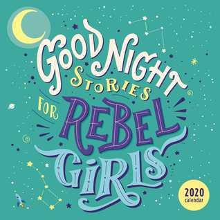 Good Night Stories for Rebel Girls 2020 Wall Calendar