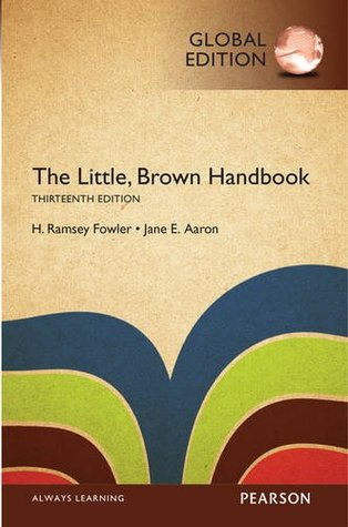 The Little, Brown Handbook with MyWritingLab, Global Edition