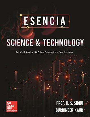 Esencia- Science and Technology: For Civil Services and Other Competitive Examinations