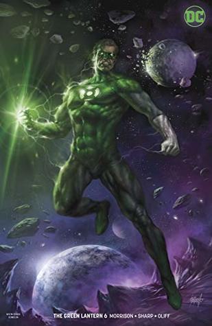 The Green Lantern (2018-) #6