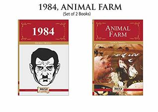 1984, Animal Farm (Set of 2 Books)
