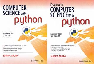Computer Science with Python for Class 12 (2019-2020 Examination)