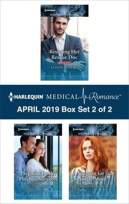 Harlequin Medical Romance April 2019 - Box Set 2 of 2