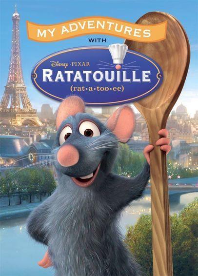 My Adventures with Disney PIXAR Ratatouille