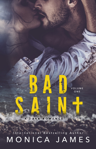 Image result for bad saint by monica james
