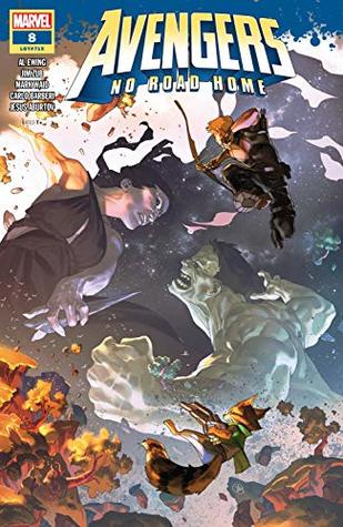 Avengers: No Road Home (2019) #8 (of 10)