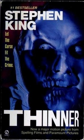 Thinner (Mass Market Paperback)