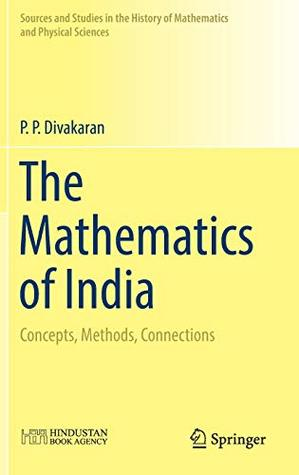 The Mathematics of India: Concepts, Methods, Connections