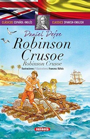Robinson Crusoe: Clasicos español-ingles
