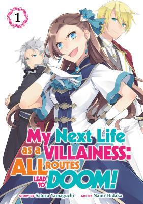 My Next Life as a Villainess: All Routes Lead to Doom! (Manga) Vol. 1