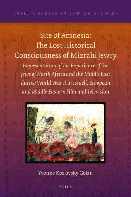 Site of Amnesia: The Lost Historical Consciousness of Mizrahi Jewry: Representation of the Experience of the Jews of North Africa and the Middle East During World War II in Israeli, European and Middle Eastern Film and Television