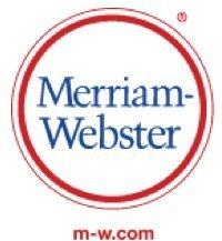 Merriam Webster's Collegiate Dictionary MAC Disk