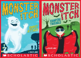 Monster Itch (2 Book Series)