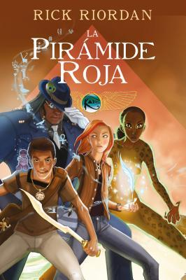 La pirámide roja (Novela gráfica) / The Red Pyramid: The Graphic Novel