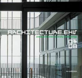 Architecture.ehv 2007-2008: Annual Eindhoven University of Technology
