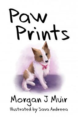 Paw Prints by Morgan J Muir
