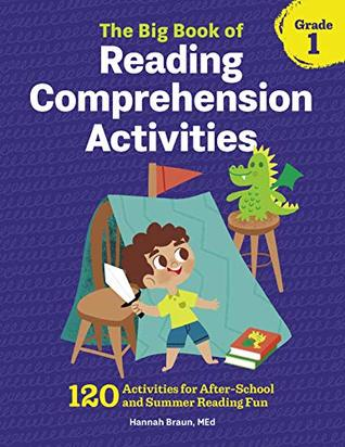 The Big Book Of Reading Comprehension Activities Grade 1 120