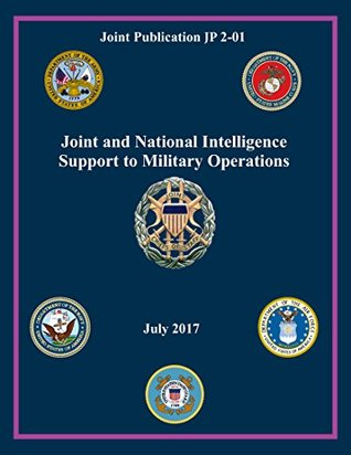 Joint Publication JP 2-01 Joint and National Intelligence Support to Military Operations July 2017