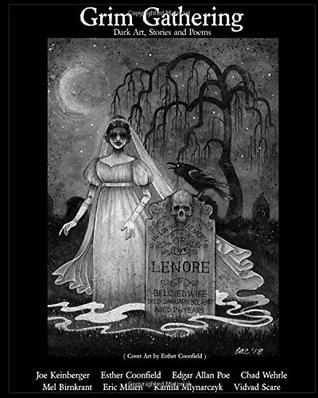 Grim Gathering: Dark Art, Stories and Poems