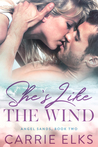 She's Like The Wind (Angel Sands Book 2)