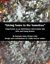 """Giving Name to the Nameless"": Using Poetry as an Anti-Violence Intervention with Girls and Young Women"