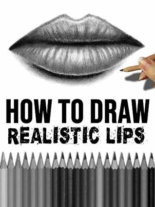 How to Draw Realistic Lips: Learn to Draw and Shade with Realism, Drawing Tutorial, Step-by-Step Quide to Draw with Graphite pencils, Shading Techniques