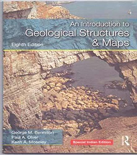 Introduction To Geological Structures And Maps, Eighth Edition