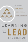 Learning to Lead by Ron Williams
