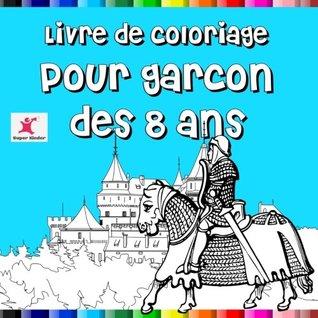 Coloriage Pour Garcon 8 Ans.Livre De Coloriage Pour Garcon Des 8 Ans By Super Kinder