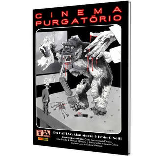 Cinema Purgatório, Volume 2 (Cinema Purgatorio, #4-6)