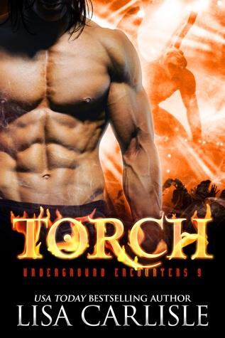 TORCH (a gargoyle shifter / werewolf romance)