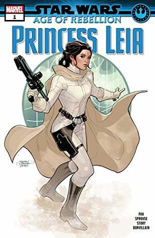 Star Wars: Age of Rebellion - Princess Leia #1