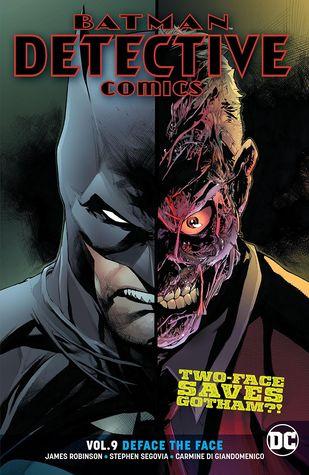 Batman: Detective Comics, Vol. 9: Deface the Face